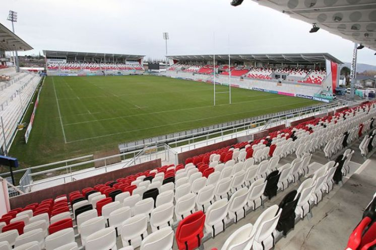 Ballykine Complete Ravenhill Ahead of Schedule
