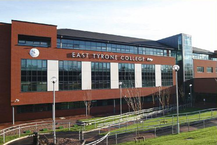 East Tyrone College, Phases 1, 2, & 3